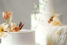 Terracota Romantic Wedding by Ame Cakery