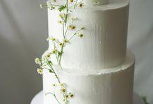 Terracota Romantic Wedding by Ame Cakery