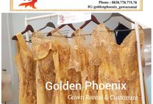 Sewa Gaun Dress Mama Sister Prewedding by Golden Phoenix Rent Gown