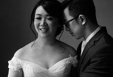 I Love You Millions & Millions ❤ by Gorgeous Bridal Jakarta