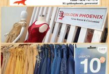 Golden Phoenix Boutique Gallery by Golden Phoenix Rent Gown
