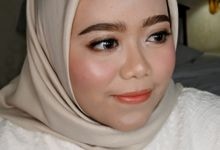 Engagement Syar'i Makeup by Hana Gloria MUA