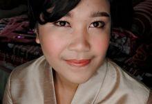Ms. Ester Hutajulu Marhusip Engagement by Hana Gloria MUA