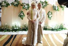 The Intimate Wedding Of Lita & Rian by Armadani Organizer