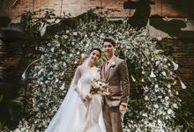 Wedding Andri & Catherine 28 Juni 2020 by Priceless Wedding Planner & Organizer