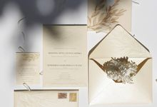 Classic  Yellow Plasma by Invitation Papermint