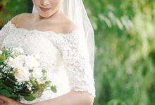 Wedding Kak Jihan by Ellvany Makeup