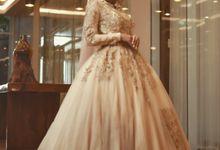 Wedding Kak Amel by Ellvany Makeup