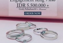 Solitare Diamond PROMO IDR 5.500.000 by Clarity Jewellery