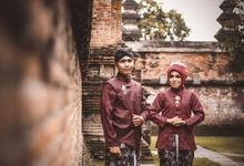 Preweding Outdoor by Caliophotography