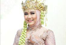 Wedding Valent & Edi by Zelmi Makeup