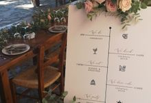 Rustic Wedding by Eventous Weddings and Events