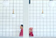 Prewedding Faisal by Hampuraphotography