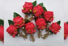 Sweet Corsage by Upil's Shop Corsage Wedding
