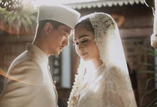 Outdor Traditional Wedding In New Normal by Ventlee Groom Centre