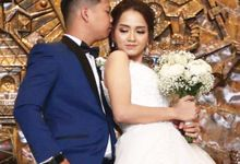 The Wedding Chandra & Tiara by Zandrew Videography