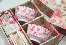 Premium Gift Set by Alleriea Wedding Gifts