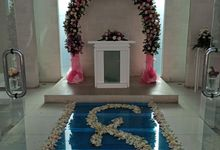 The Wedding A & R by Astana Bali Wedding
