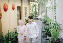The Royal Wedding Of Dhita × Rhesza by Dcenter Photography