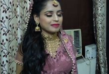 Bridal Makeup And Hd Makeup  by Kiss And Makeup
