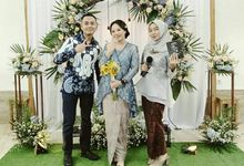 MC Engagement Mariska & Yuda by Halo Ika