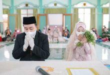 wedding rahma & fuad by Athana_Photography