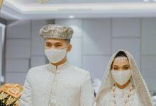 The Intimate Wedding Of Wisnu & Hajeng by Armadani Organizer