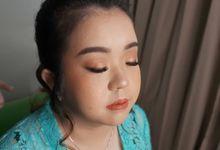 Bridesmaids- Ubud by NIKENIKKI Makeup Artist