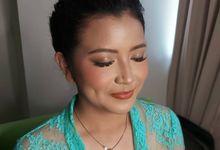 Inggrid - Bridesmaids by NIKENIKKI Makeup Artist