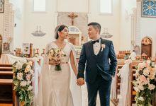 Samuel & Gisela Wedding by Pamella Bong