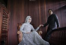 wedding moment evi & dimas by Prisma Wedding
