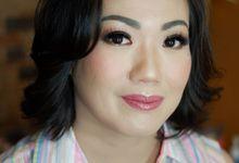 Family Makeup Photoshoot For Mrs.Yongga & Daughter by Nike Makeup & Hairdo