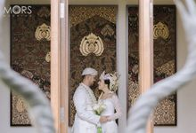 The Wedding of Steffy & Icat by MORS Wedding