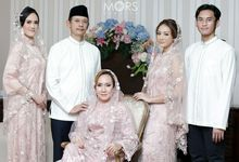 Pre-wedding Prayer & Cultural Event of Arinta by MORS Wedding