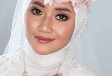 Makeup akad nikah by Elysa Knia Makeup