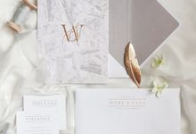 Beauty in simplicity by Invitation Papermint