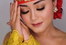 Makeup wedding adat batak by Elysa Knia Makeup