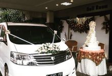 Wedding Car by BKRENTCAR