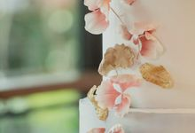 Joshua & Theresia by Ame Cakery