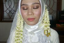 Ms. Nindi Akad Nikah by Hana Gloria MUA