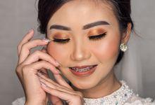 Pre Wedding Kak Novi by Ellvany Makeup