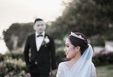 Chris & Agung by GAËTA Bridal Couture
