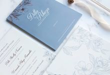 Ditta And Rheza by Vinas Invitation