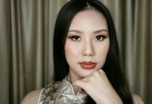 Oriental Crush by Febreen Makeup Studio