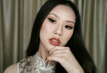 Oriental Crush by Febreen Makeup Studio