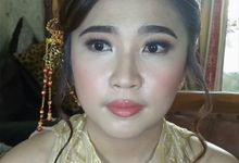 Ms. Christine Umbas Sangjit Makeup by Hana Gloria MUA