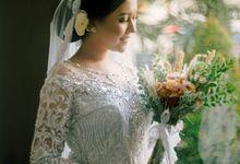 Wedding Kak Sheren Dan Febri by Ellvany Makeup
