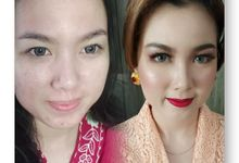 makeup & hairdo by Gabby Rotra MUA