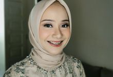 Party Makeup For Mrs Risa by Febreen Makeup Studio