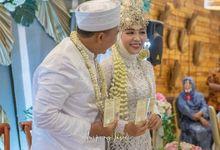 The Wedding Of  Silvi & Hasyim by Inspiring Inside
